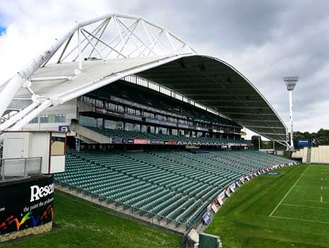 Seismic risk review of buildings at Mt Smart and QBE stadiums