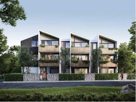 Fire Engineering design for 35 appartments