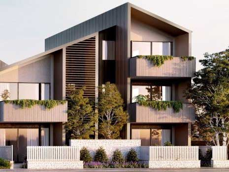 Structural Design and Fire Engineering of new appartments